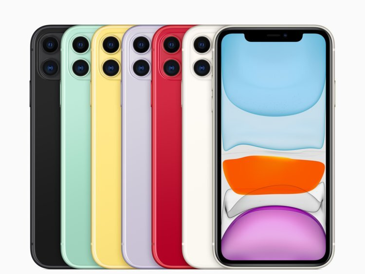Điện thoại Apple iphone 11 - 128GB, 6.1 inch