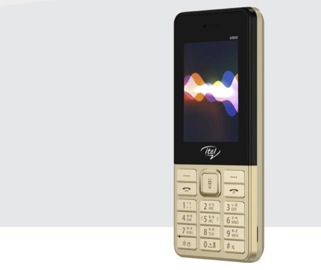 Điện thoại Itel IT5613 SILVER