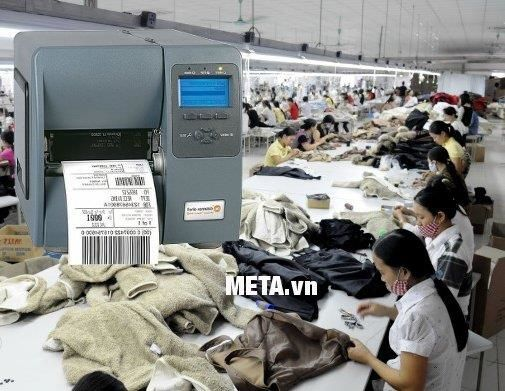 Máy in mã vạch Datamax I-4212E