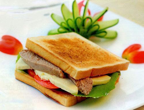 Kẹp nướng thịt đa năng TIROSS TS965
