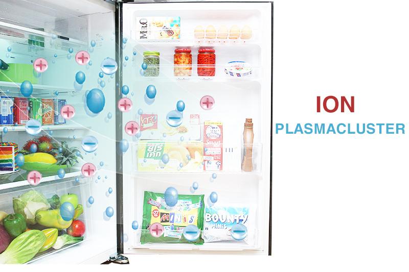 Tủ lạnh Sharp 397 lít SJ-XP400PG BK