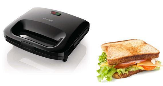 Máy nướng bánh sandwich Philips HD2393/92