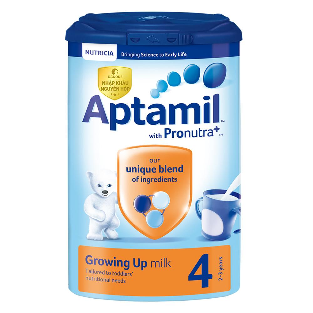 Sữa Aptamil số 4 Anh 800g (2 - 3 tuổi)