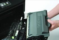 Máy in Brother Laser MFC-L5900DW (In,scan,copy,fax,Duplex,Wifi)