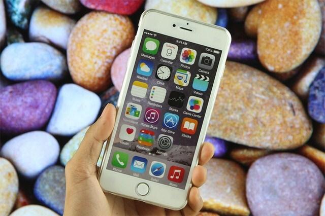 Ốp lưng iPhone 6 - 6s Plus Nhựa dẻo trong