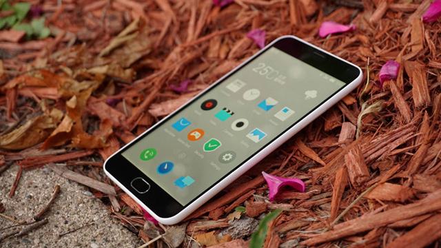 Điện thoại Meizu m2 note