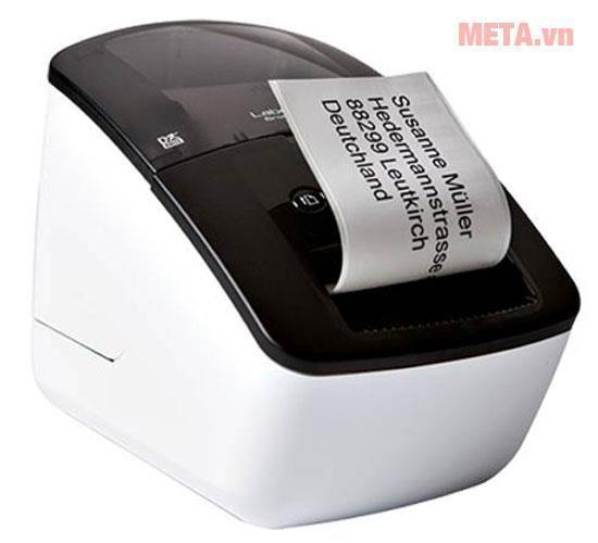 Máy in nhãn Brother P-Touch QL-700