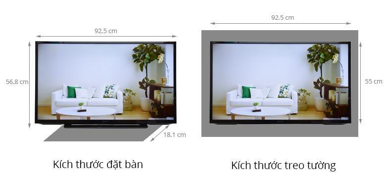 Tivi LED Sony KDL-40R350B 40 inch