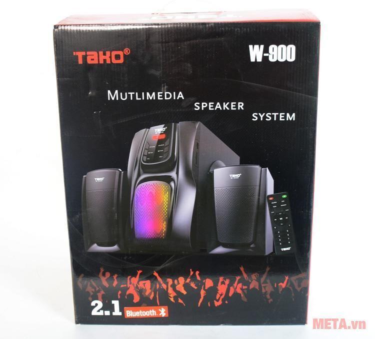 Loa vi tính Tako W900 (2.1)