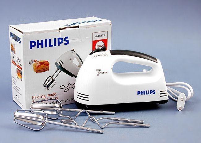 Ưu điểm nổi bật đến từ máy đánh trứng Philips là gì?