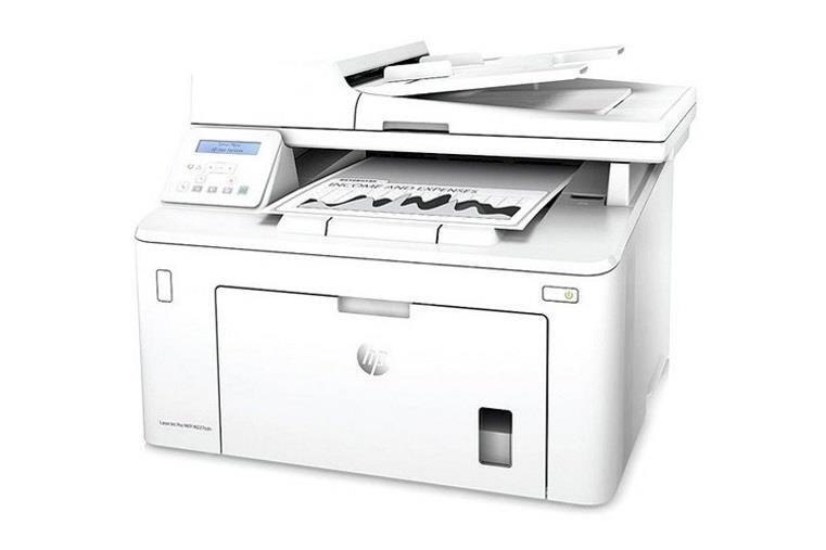 Máy in HP LaserJet Pro M227sdn (in,scan,copy,duplex,network)