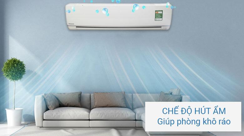 Máy lạnh Panasonic 2.0 HP CU/CS-N18TKH-8