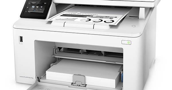 Máy in HP LaserJet Pro MFP M227fdn (In,scan,copy,fax,duplex,network)