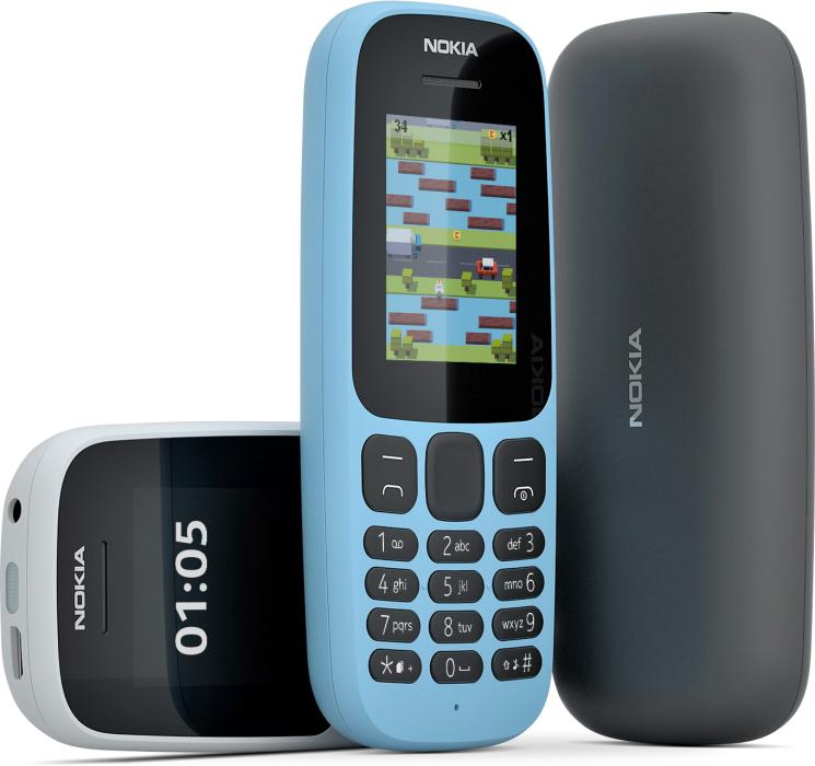 Điện thoại Nokia 105 Dual Sim (2017)