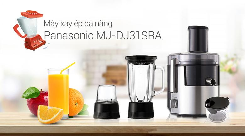 Máy xay đa năng Panasonic MJ-DJ31SRA