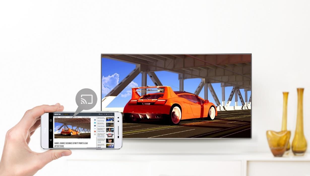 Nơi bán Tivi Smart TCL L65P8-UF - 65 inch, UHD 4K( 3840 x 2160) giá rẻ nhất tháng 11/2020