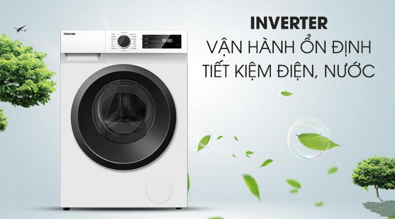 Máy giặt 8.5 Kg Toshiba TW-BH95S2V lồng ngang