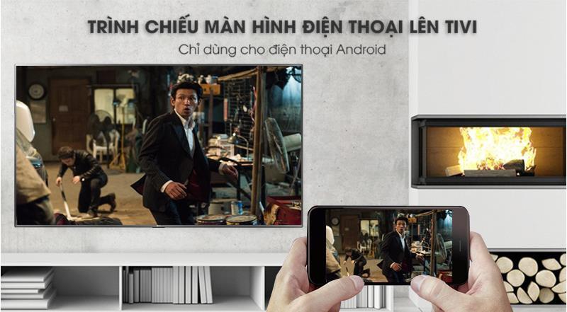 Smart Tivi LG 65 inch 65UK7500PTA, 4K Active HDR, ThinQ AI