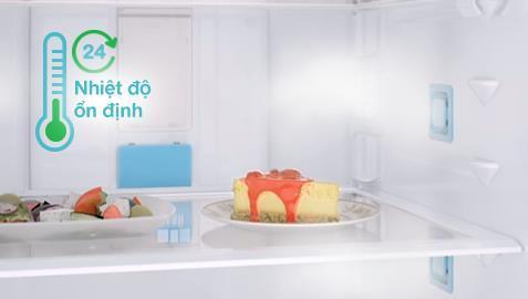Tủ lạnh Electrolux EBB3200BG - 320 lít Inverter