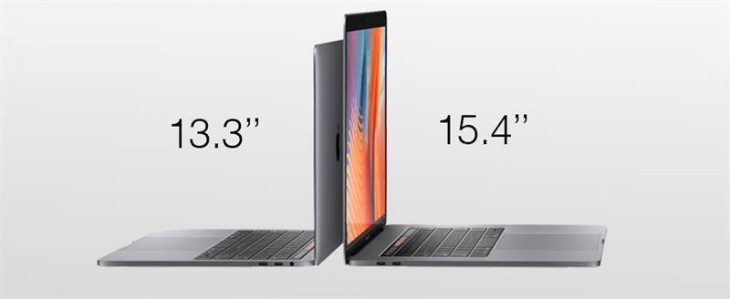 Apple Macbook Pro 2017 Touchbar 15.4