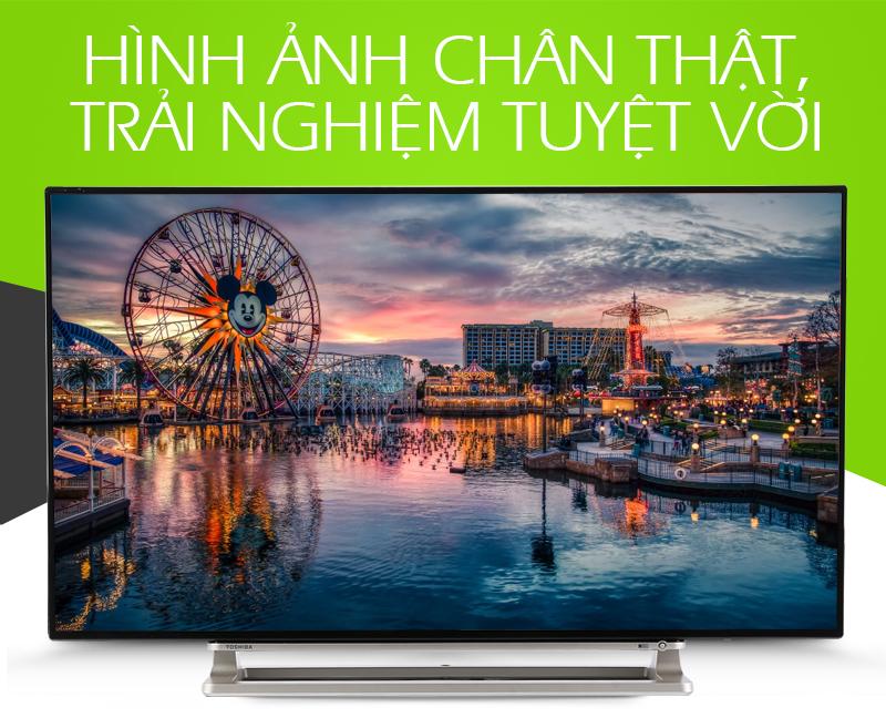 Smart Tivi Toshiba 55 inch 55L5550