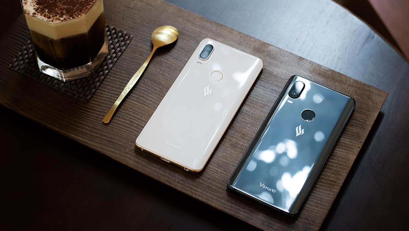 Điện thoại Vsmart Active 1 Black