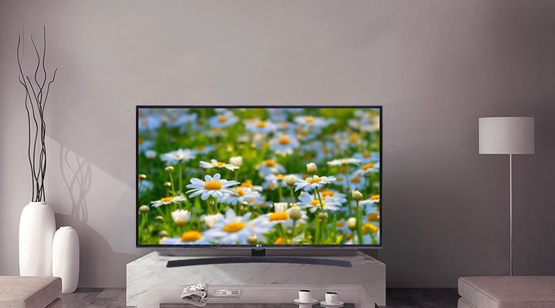 Smart Tivi LED LG 55 inch 55UM7400PTA  , 4K UHD, HDR