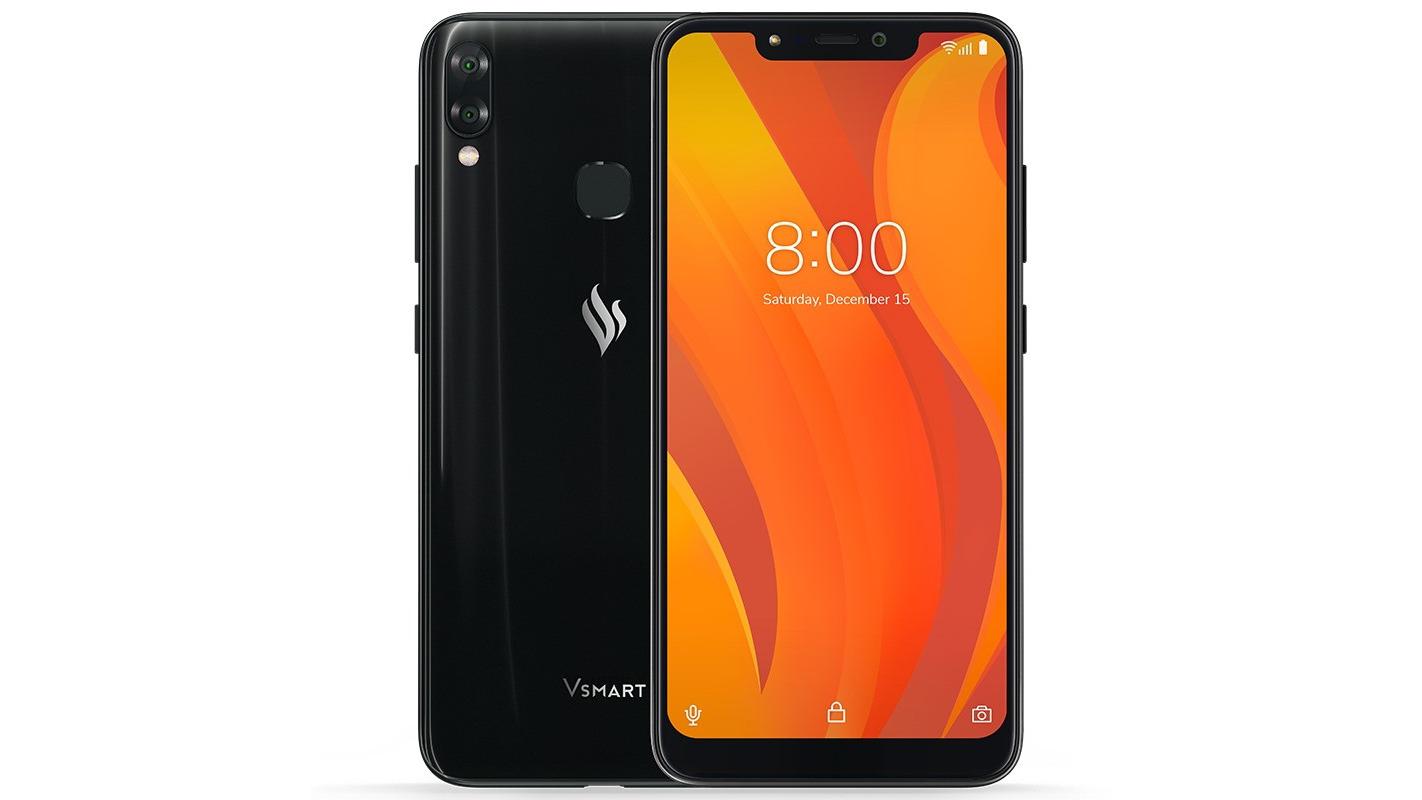 Điện thoại Vsmart Joy 1  - 3GB RAM, 32GB, 6.2 inch