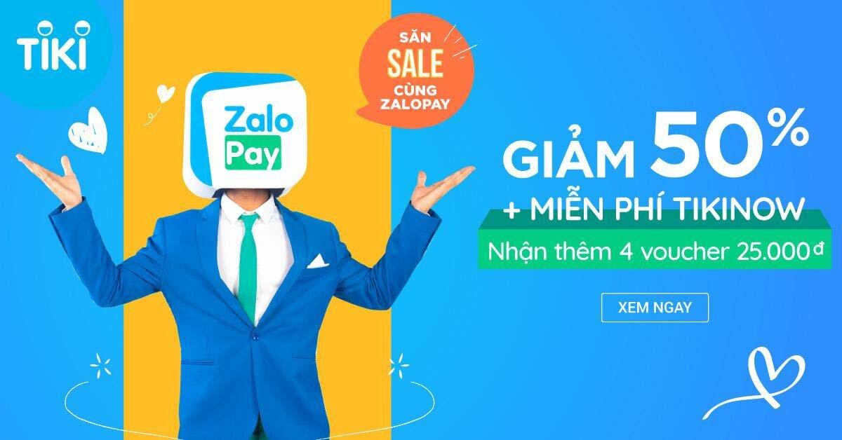 Sử dụng ZaloPay có những khuyến mãi, ưu đãi gì khi mua sắm, thanh toán online?