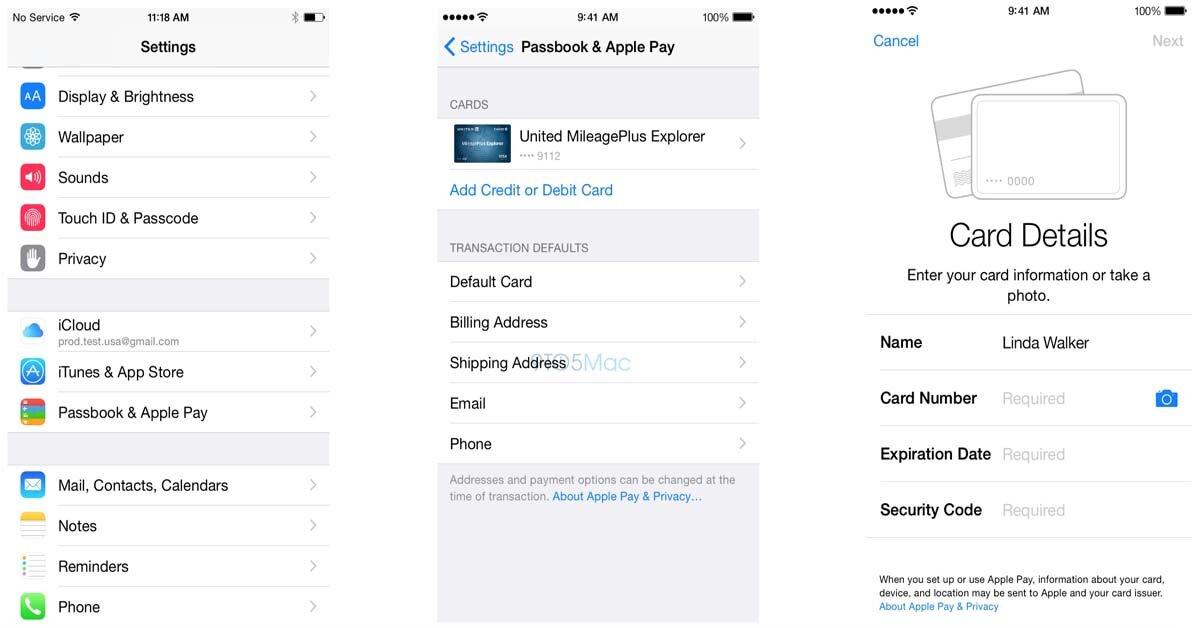 Hướng dẫn cách cài đặt Apple Pay trên iPhone, iPad và Apple Watch