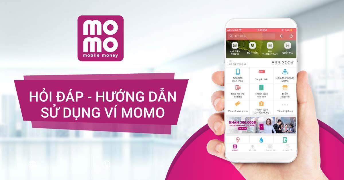 Những chiêu trò lừa đảo trên ví điện tử Momo mà người dùng cần tránh