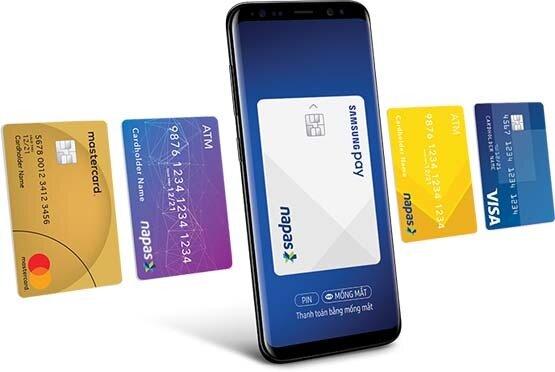 Hướng dẫn cách sử dụng Samsung Pay để thanh toán như thẻ ATM, thẻ tín dụng
