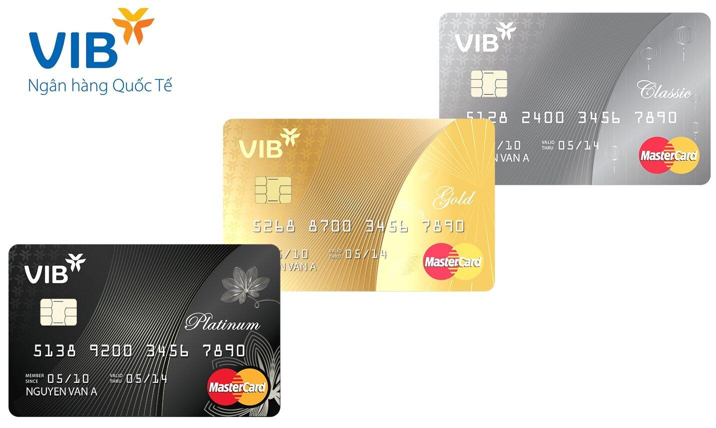 Hướng dẫn làm thẻ tín dụng VIB – hạn mức và biểu phí sử dụng