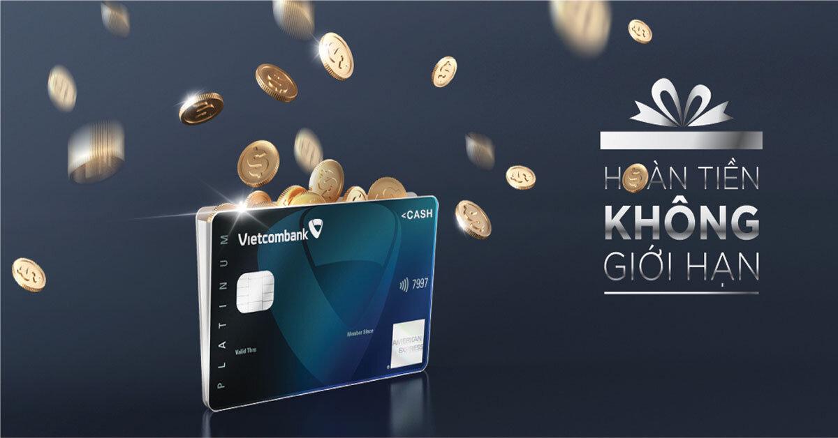 Điều kiện đăng ký mở thẻ tín dụng Vietcombank online năm 2019