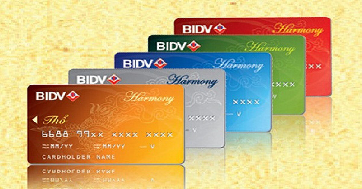 Mở thẻ tín dụng BIDV trực tuyến cần điều kiện và thủ tục như thế nào?