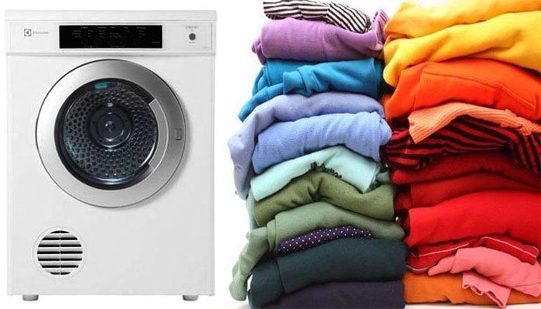 kinh nghiệm mua máy sấy quần áo