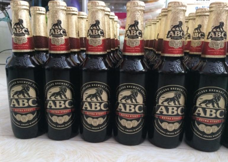 Bia ABC có mấy loại?