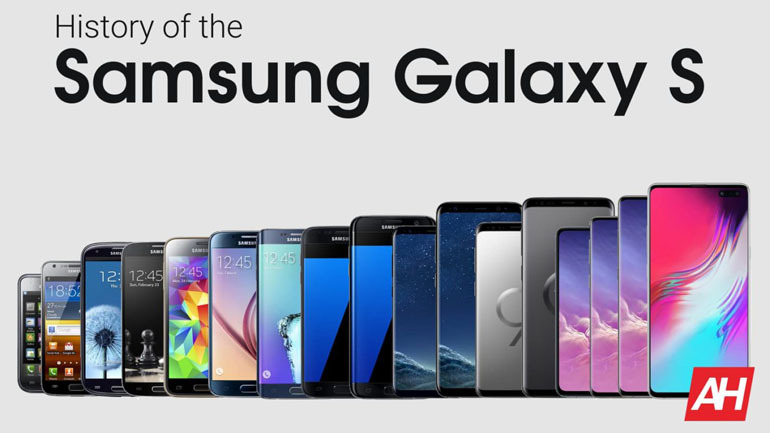 điện thoại samsung galaxy