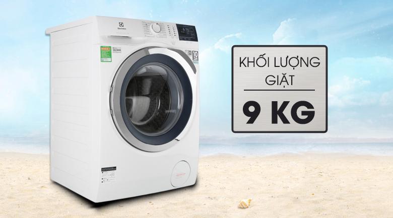 Máy giặt Electrolux Inverter 9 kg EWF9024BDWB