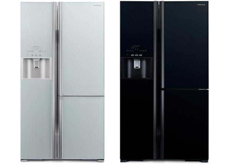 Tủ lạnh side by side là loại tủ lạnh cao cấp có dung tích lớn từ 500 lít trở lên