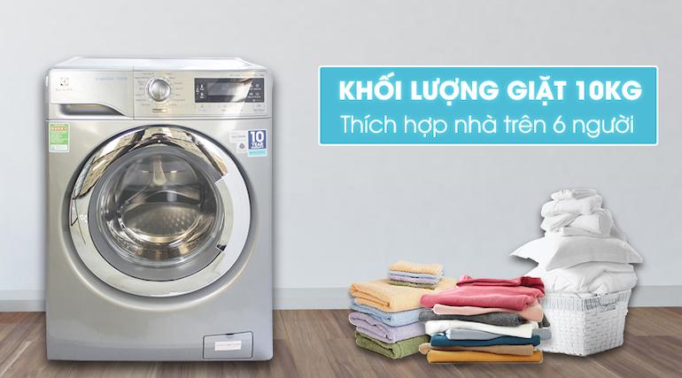 Máy giặt cửa ngang từ 9kg – 10kg: