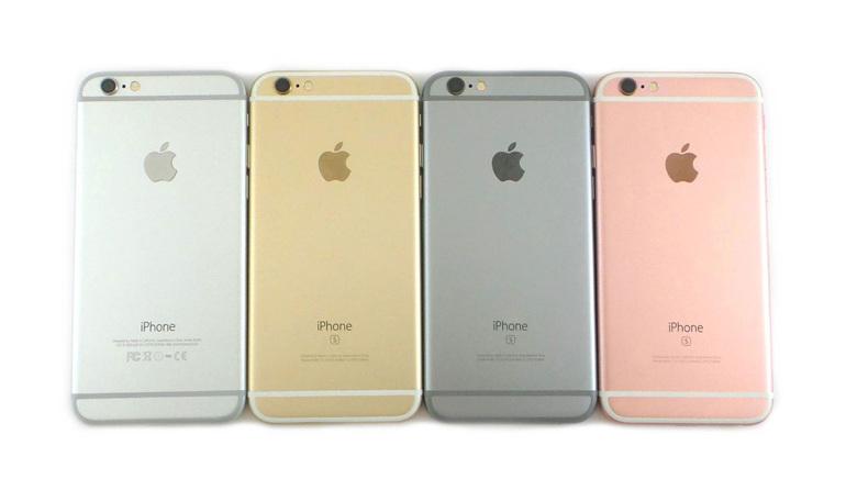 các màu trên iphone 6 16gb
