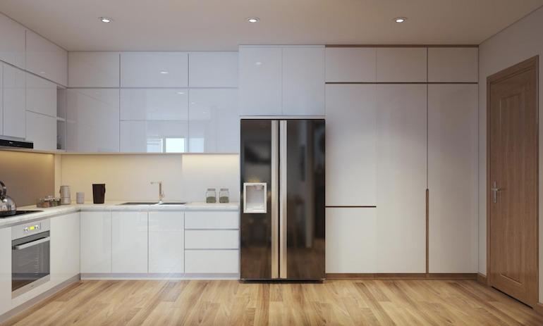 Lưu ý tới yếu tố phong thủy khi sử dụng nội thất nhà bếp