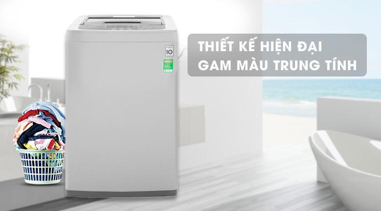 Máy giặt LG Inverter 8 kg T2108VSPM2