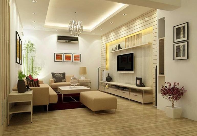 Lựa chọn nội thất phòng khách theo phong thủy