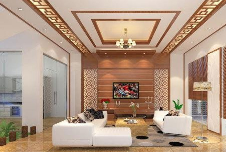 Lựa chọn nội thất phòng khách theo phong cách kiến trúc công trình