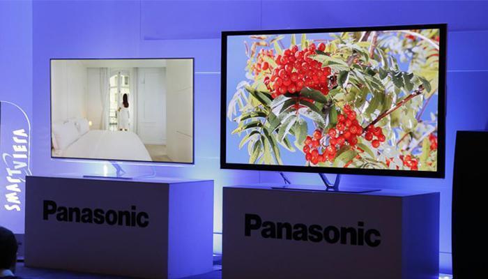 tivi panasonic có thiết kế đa dạng