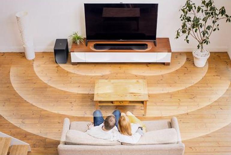 Dàn âm thanh sony có công suất lớn cho trải nghiệm âm thanh chất lượng tuyệt đỉnh