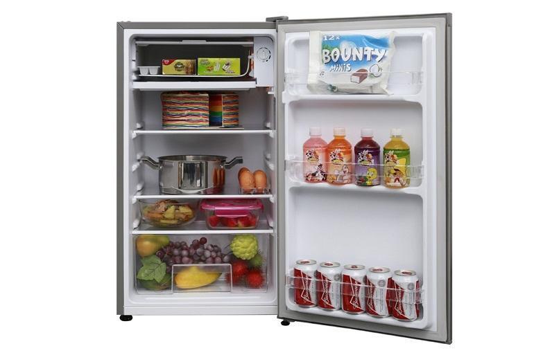 Dung tích của tủ lạnh giá rẻ quá nhỏ