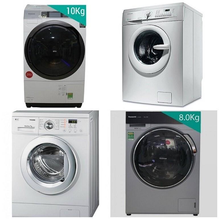Sử dụng máy giặt cửa ngang cần lưu ý gì?
